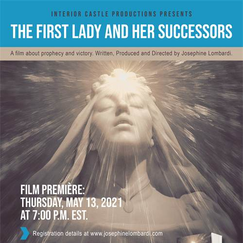 """The First Lady and Her Successors: A Film about Prophecy and Victory"""