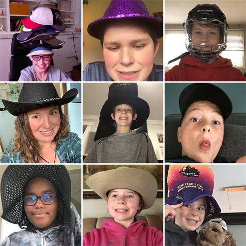 Hats Off to our Grade 5 Class!